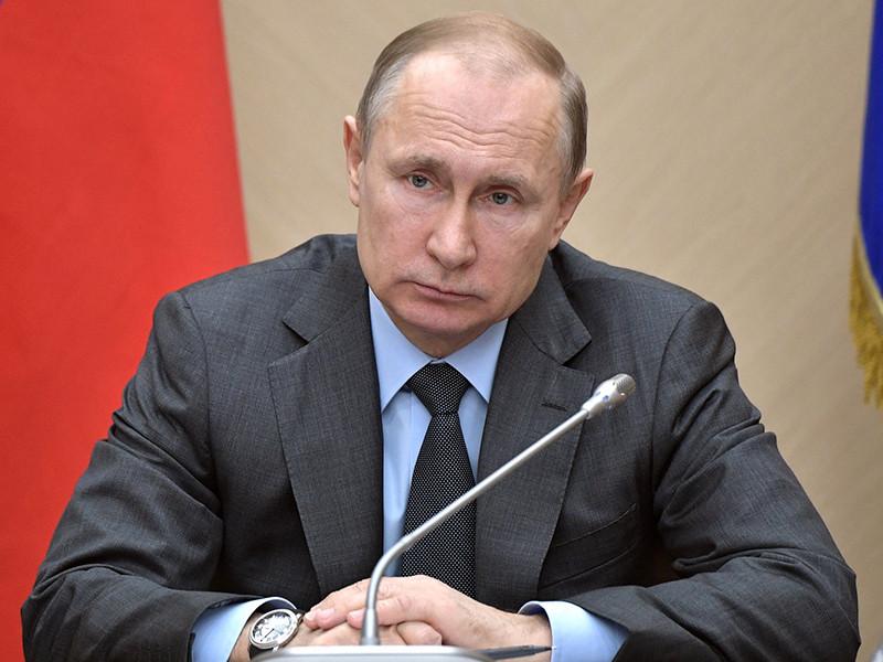 Президент РФ Владимир Путин не попал в традиционный список 100 самых влиятельных людей мира по версии редакции американского еженедельного журнала Time