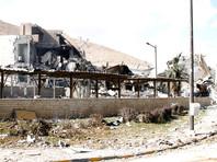Дамаск, 14 апреля 2018 года