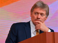 В Кремле заявили, что не будут вмешиваться в события в Армении