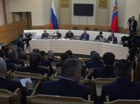 Врио губернатора Кузбасса Цивилев отправил в отставку четырех замов