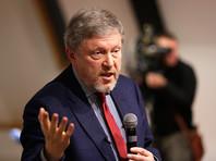 Явлинский опроверг сообщения о своем отказе выдвигаться в президенты
