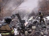 В МАК назвали причину крушения вертолета Ми-8 в Хабаровске