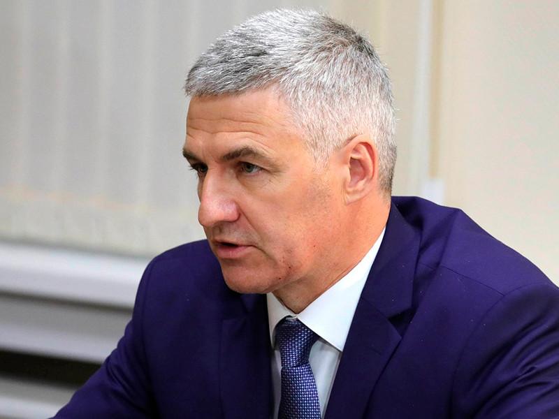 Глава Карелии Артур Парфенчиков