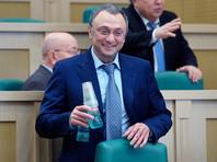 Обвиненный в отмывании денег во Франции сенатор Керимов заработал больше всех в Совете Федерации за 2017 год