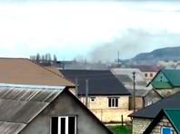 В дагестанском Дербенте сразу две КТО с погоней и пожаром