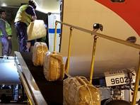 22 февраля в ФСБ объявили, что власти России и Аргентины пресекли поставку 389 кг кокаина в РФ, обнаруженного на территории школы при российском посольстве в Буэнос-Айресе в 12 чемоданах