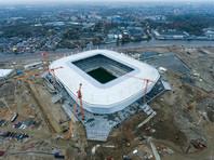 """СМИ писали, что наиболее масштабный эпизод - на 752 млн рублей - связан со строительством стадиона """"Арена Балтика"""" в Калининграде"""