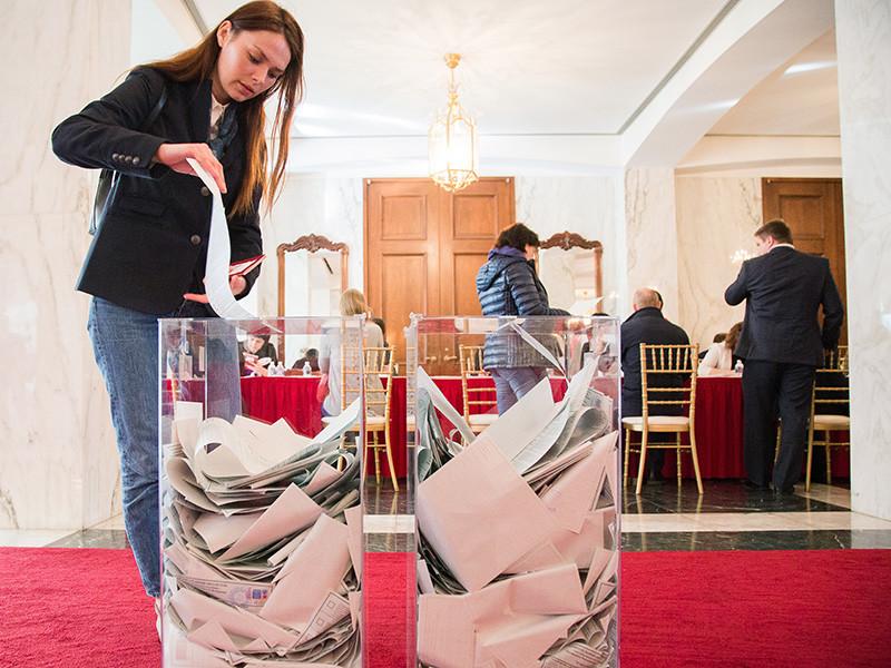 Конкуренция на прошедших 18 марта выборах президента РФ была самой низкой в истории России, говорится в докладе экспертов Комитета гражданских инициатив (КГИ) Алексея Кудрина