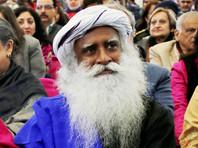 """На сессии """"Сбербанка"""" в рамках ПМЭФ выступит индийский мистик Садхгуру"""