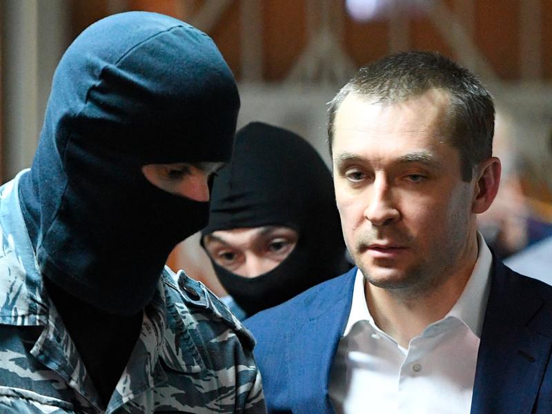 Дмитрий Захарченко в Пресненском суде города Москвы, ноябрь 2017 года