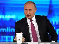 BBC: прямая линия с Путиным пройдет в новом формате - президента посадят в студии без россиян