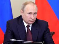 Путин уволил пятерых генералов полиции и СК
