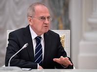Граждане имеют конституционное право на протест, признал глава КС Зорькин