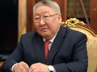 Губернатор Якутии объявил об отставке
