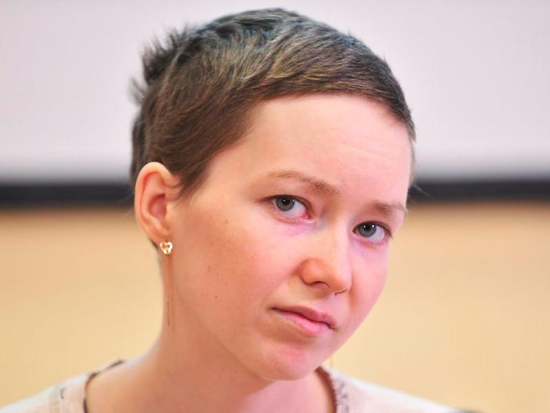 Дарья Старикова, Москва, декабрь 2017 года