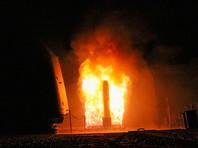 """Как заявили в Минобороны РФ, из 105 выпущенных, по данным Пентагона, ракет в цель попали не более 22. Большинство ракет сбили сирийские силы ПВО - комплексы С-200, С-125, """"Оса"""", """"Квадрат"""", """"Бук"""" и """"Стрела"""""""