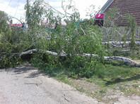 По российским регионам прошел ураган: несколько человек пострадали, в Татарстане погибла женщина