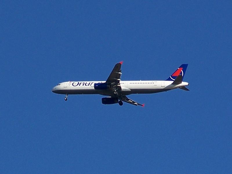 Турецкому самолету пришлось сесть в Волгограде из-за разгерметизации салона