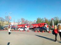 Пожар в ТЦ Саратова: спасатели эвакуировали 600 человек