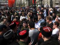 Казаки объяснили, почему участвовали в избиении митинговавших 5 мая: это не охрана порядка, а выражение гражданской позиции