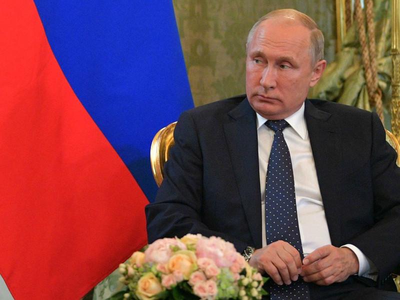 "Путин поручил силовикам за месяц разобраться со ""списком Титова"""