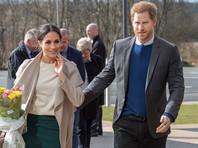 Российские телеканалы не будут вести трансляцию свадьбы принца Гарри и Меган Маркл, которая состоится 19 мая