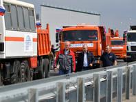 Владимир Путин 15 мая открыл автодорожную часть Крымского моста. С 16 мая автомобильное движение по мосту началось в обоих направлениях. Строительство железнодорожной части транспортного перехода продолжается, его открытие планируется в 2019 году