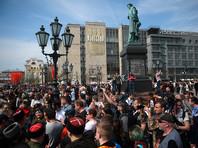 """Пришедший на митинг в Москве казак рассказал, что на площади из получающих деньги от мэрии его коллег было """"один-два"""""""