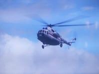 Под Хабаровском упал частный вертолет. Один из пассажиров скончался от сердечного приступа