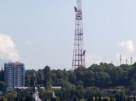 В Сочи из-за подготовки к ЧМ-2018 отключили дневное вещание ТВ и радио