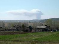 В поселке Пугачево Малопургинского района Удмуртии природный пожар привел к подрыву снарядов на территории бывшей военной части