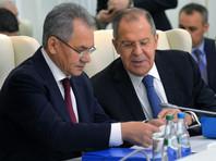 Мединский, Лавров и Шойгу сохранят свои должности в составе нового правительства