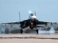 """""""Коммерсант"""" узнал подробности крушения российского Су-30СМ в Средиземном море"""