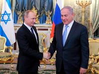 Нетаньяху посетит Москву в День Победы и побеседует с Путиным