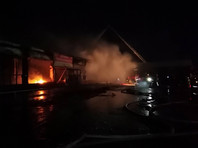 Полиция возбудила дела о поджогах после пожаров в двух торговых центрах Ноябрьска