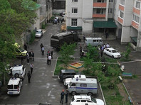 В ставропольской многоэтажке прогремел взрыв, один человек погиб