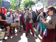 В Санкт-Петербурге прошел митинг против пыток со стороны полиции и ФСБ (ВИДЕО)