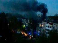 Взрыв газа в жилом доме в Перми: четыре человека госпитализированы (ВИДЕО)