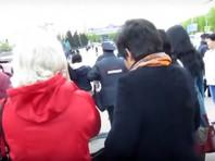 """""""За Байкал, за Родину"""": в Бурятии полиция разогнала митинг против вырубки леса китайской компанией"""