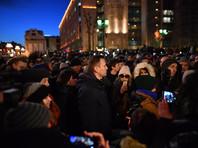 Алексей Навальный, 27 марта 2018 года