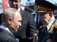 Песков прокомментировал инцидент с ветераном, которого оттолкнула охрана Путина