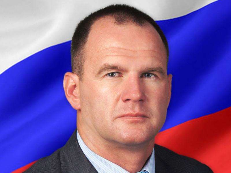 Глава города Дмитровграда Алексей Михайлович Кошаев