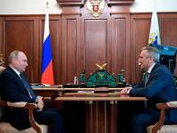 Путин назначил нового руководителя Тюменской области