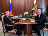 На его место до выборов главы региона назначен Сергей Носов