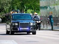 В Кремле состоялась церемония инаугурации Путина