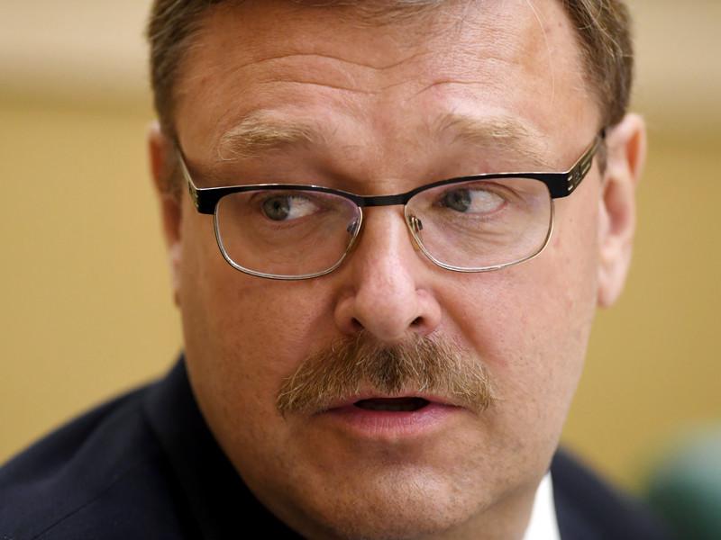 Глава комитета Совета Федерации по международным делам Константин Косачев выразил сожаление в связи с тем, что российский журналист принял участие в операции украинских спецслужб