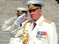 Командующий Черноморским флотом Александр Витко покидает свой пост