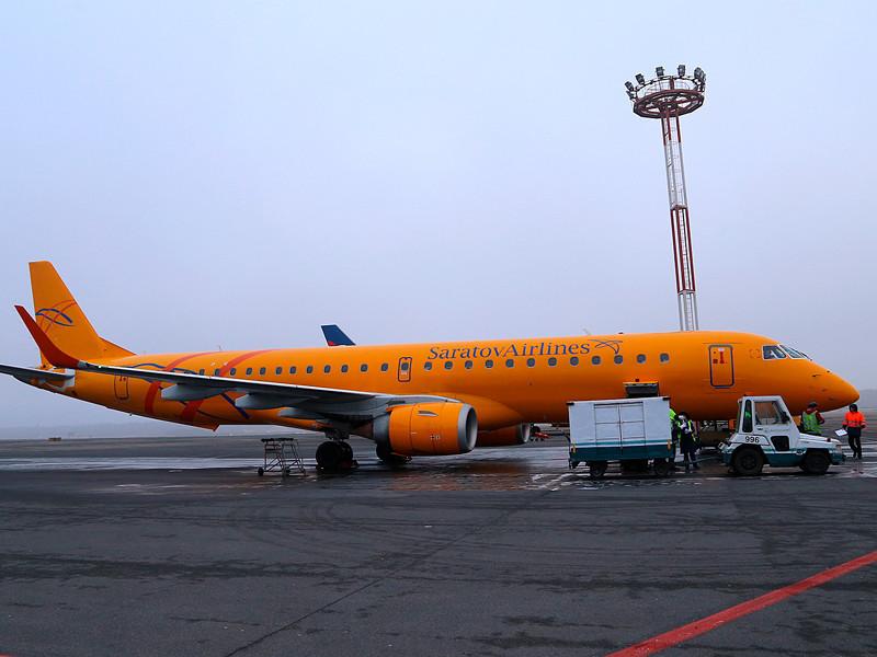 """Компания """"Саратовские авиалинии"""" объявила о полном прекращении полетов и отмене всех рейсов с 30 мая."""