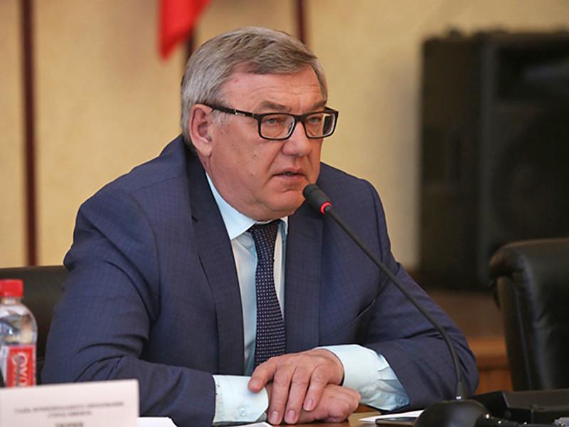 Мэр Ижевска Юрий Тюрин ушел в отставку по собственному желанию