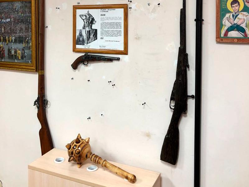 В Санкт-Петербурге казаки обвинили орден тамплиеров в нападении на свой штаб и похищении мальтийского кинжала